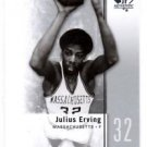 Julius Erving Tradng Card Single 2011-12 Upper Deck SP Authentic #7 76ers