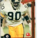 Huey Richardson RC Trading Card Single 1992 Action Packed Update #42 Steelers