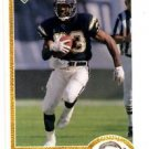 Ronnie Harmon Trading Card Single 1991 Upper Deck #146 Chargers