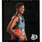 Corey Brewer RC Trading Card Single 2007-08 Topps #117 Timberwolves
