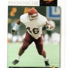 Reggie Brown RC Tradng Card Single 1996 Score #241 Lions