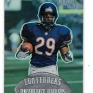 Raymont Harris Trading Card Single 1997 Playoff Contenders #28 Bears