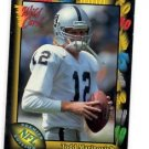 Todd Marinovich RC Trading Card Single 1991 Wild Card #147 Raiders