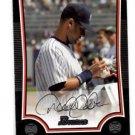 Derek Jeter Trading Card Single 2009 Bowman #80 Yankees