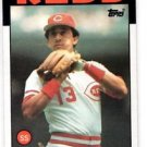 Dave Concepcion Trading Card 1986 Topps #195 Reds