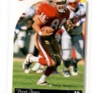 Brent Jones Tradng Card Single 1996 Score #159 49ers