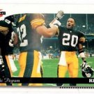 Erric Pagram Tradng Card Single 1996 Score #100 Steelers