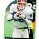Steve Tasker Tradng Card Single 1996 Score #170 Bills