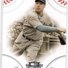 Bob Feller Trading Card Single 2008 Donruss Threads #22 Indians