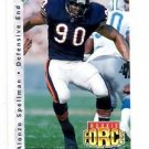 Alonzo Spellman RC Tradng Card Single 1992 Upper Deck #422 Bears RF