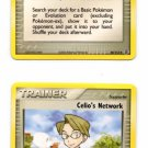 Celios Network Uncommon Trainer Pokemon FireRed & LeafGreen 88/112 x1