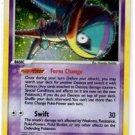 Deoxys Holo Rare Trading Card Pokemon EX Emerald 2/106 x1