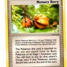 Memory Berry Uncommon Trainer Pokemon Crystal Guardians 80/100 x1