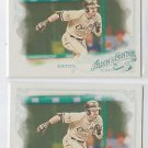 Adam Eaton Trading Card Lot of (2) 2015 Topps Allen & Ginter #18 White Sox