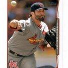 Lance Lynn Trading Card Single 2014 Topps #5 Cardinals