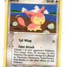 Skitty Uncommon Trading Card Single  Pokemon Ex Crystal Guardians 41/100 x1