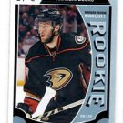 Stefan Noesen Marquee Rookie RC Card 2015-16 UD OPC #541 Ducks