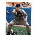 Steve Cox Trading Card Single 2003 Fleer Double Header Mini #28 Rays