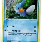 Mudkip Holo Foil Promo Trading Card Pokemon Nintendo 010 x1 EX+