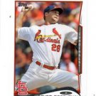 Trevor Rosenthal Trading Card Single 2014 Topps Mini Exclusives #171 Cardinals