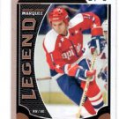 Mike Gartner Marquee Legends Card 2015-16 UD OPC #567 Capitals