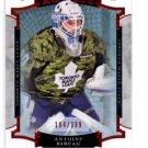 Antoine Bibeau RC Ruby Parallel SP 2015-16 UD Artifacts #162 Leafs 194/399