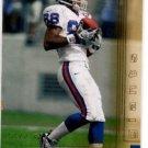 Ike Dillard Trading Card Single 2000 Upper Deck Gold Reserve #107 Giants