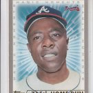 Hank Aaron Trading Card Single 1999 Topps 715th Home Run #237 Braves