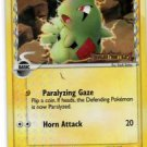 Larvitar Holo Rare Trading Card Pokemon EX Dragon Frontiers 52/101 x1