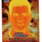 Jamie Benn Thermal Threats Insert  2015-16 UD Full Force #TTJB Stars