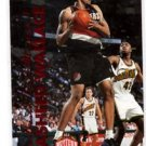 Rasheed Wallace Trading Card Single 1999-00 Fleer Tradition #175 TrailBlazers