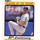 Roger Clemens Trading Card Single 1990 Fleer #627 Red Sox