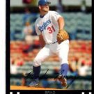 Brad Penny Red Back Trading Card 2007 Topps #255 Dodgers