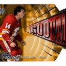 Theoren Fluery Goooal 2015-16 UD Full Force #GTF Flames