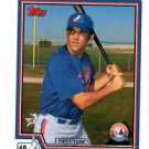 Chad Chop RC Trading Card Single 2004 Topps Traded #T159 Expos