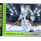 Jaroslav Halak All Star Insert 2015-16 UD OPC #AS37 Islanders