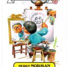 Nerdy Norman Trading Card Single 2015 Topps Garbage Pail Kids #4a