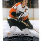 Bobby Clarke Trading Card Single 2015-16 UD Overtime #48 Flyers