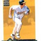 Ben Grieve Trading Card Single 2000 Pacific Paramount #169 Athletics