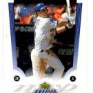 David Wright Trading Card Single 2005 UD MVP #22 Mets