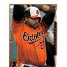 Nelson Cruz Trading Card Single 2013 Topps Mini Exclusives #453 Orioles