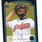Brian Luderer RC Trading Card Single 2003 Bowman #251 Indians