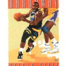 Tim Hardaway Trading Card 1991-92 Hoops #511 Warriors