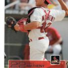 Mike Matheny Trading Card Single 2003 Upper Deck #405 Cardinals