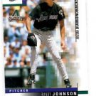 Randy Johnson Trading Card Single 2003 Leaf #128 Diamondbacks