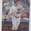 Johnny Damon Trading Card Single 2009 Upper Deck #265 Yankees