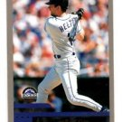 Todd Helton Trading Card 2000 Topps #395 Rockies