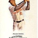 Adam Jones Trading Card Single 2008 Topps Allen & Ginter #264 Orioles