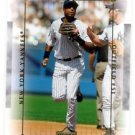 Bernie Williams Trading Card Single 2003 UD Patch Collection #75 Yankees