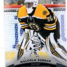 Malcolm Subban RC Trading Card Single 2015-16 UD Overtime #51 Bruins